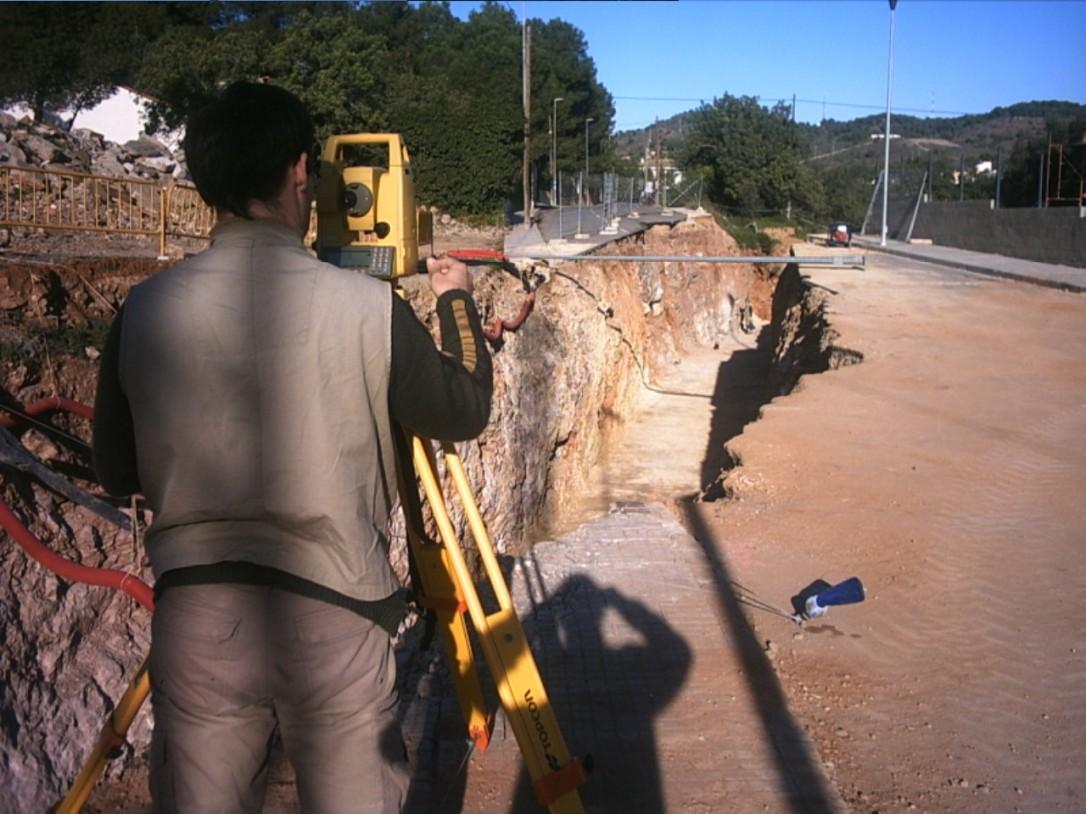 Topografía de canales y Obras Hidráulicas