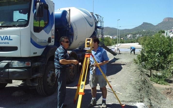 Topografía aplicada de obras y mediciones
